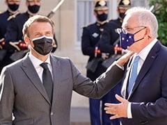 Leaders Of France, Australia Hold First Talks Since Submarine Row