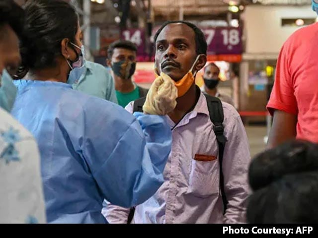 Video : 13,596 Fresh Covid Cases In India, Lowest Daily Rise In Nearly 8 Months
