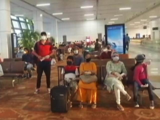 Video : Negative Covid Test Must For International Passengers Visiting India