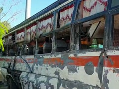 7 Dead, 14 Injured As Bus, Truck Collide In Madhya Pradesh