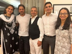 Pics: SRK Today With Legal Team After Son Aryan Gets Bail