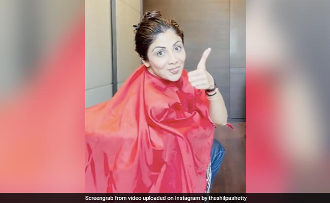 Shilpa Shetty's Undercut Was A Hair-Raising Tale For This Person. See Her Post