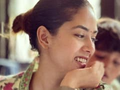 Mira Rajput's Caption For Pic With Son Zain Wins The Internet