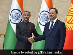 India To Extend Credit Of USD 200 Million For Kyrgyzstan's Development