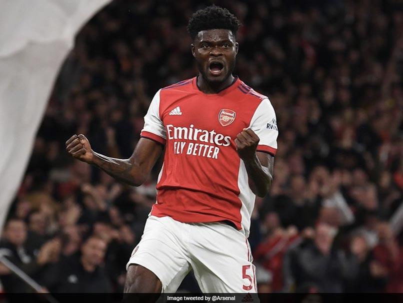 Premier League: Thomas Partey Ends Goal Drought As Arsenal Beat Aston Villa 3-1