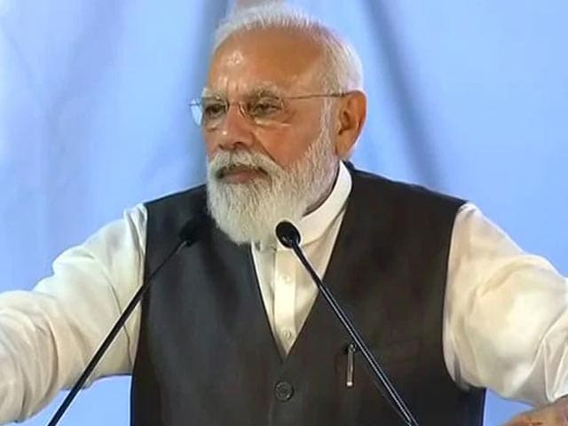 Video : Prevent Afghanistan From Becoming Source Of Terrorism: PM Modi At G20 Summit