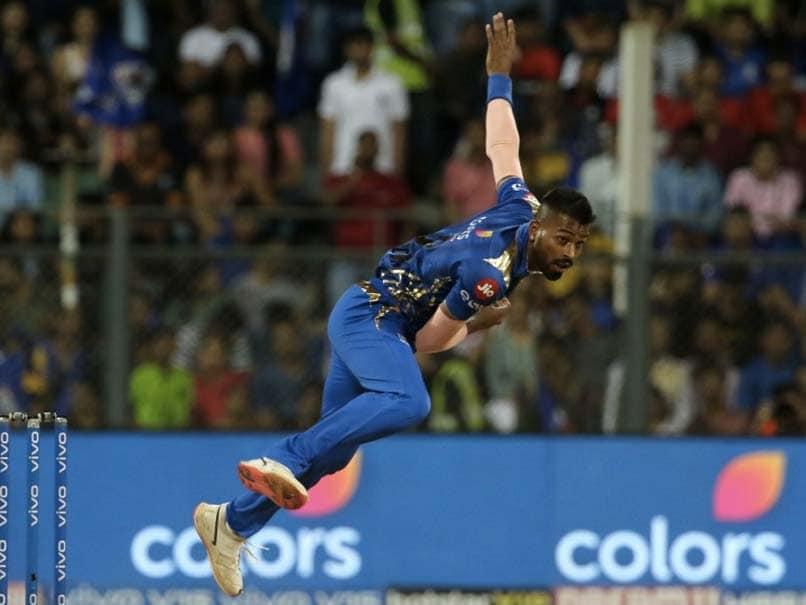 """""""Soon"""": Hardik Pandya On Resuming Bowling For Mumbai Indians In IPL 2021"""