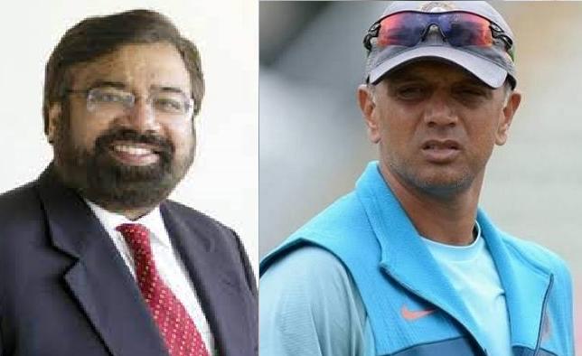 द्रविड़ ने 41 साल के एक क्रिकेटर की बताई कहानी, हर्ष गोयनका ने कहा- काफ़ी Inspiring है!