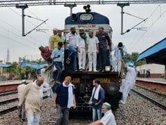 Trains With Coal For Power Plants Hit Amid Protest Over Farmers' Killing