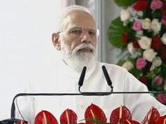 "Samajwadi Party Has Moved From <i>""Samajwad""</i> To <i>""Pariwarwad""</i>: PM Narendra Modi"