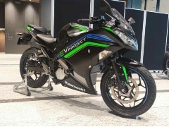 Kawasaki To Become All-Electric By 2035