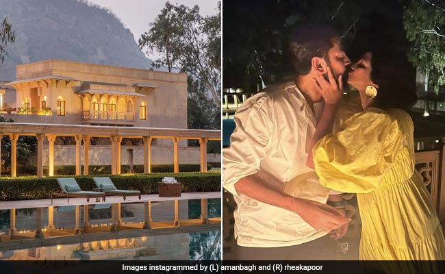 Inside The Luxury Resort Rhea Kapoor And Karan Boolani Are Checked Into For His Birthday