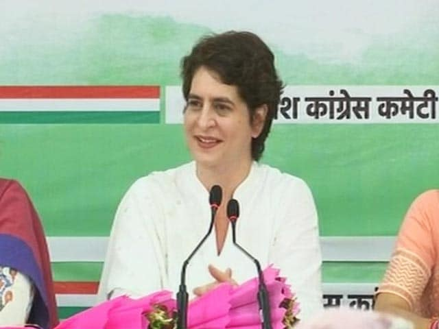 Video : 40% Seats For Women: Congress Pits Girl Power Against Caste In UP Polls
