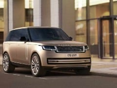 2022 Land Rover Range Rover Makes Global Debut
