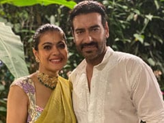 """""""He Is Borderline OCD About Touching Anything With His Fingers"""": Kajol Reveals A """"Secret"""" About Ajay Devgn"""