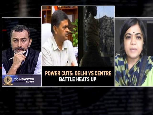 """Video : """"Government First Denies, Then Blames Kejriwal, And Then Acknowledges The Problem"""": AAP"""