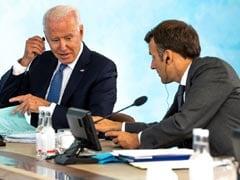 Joe Biden To Meet France's Emmanuel Macron On Friday: White House