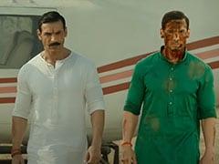<I>Satyameva Jayate 2</i> Trailer: John Abraham Vs John Abraham