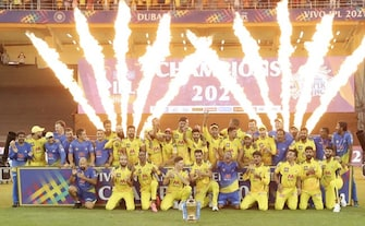 IPL 2021 Final: CSK Defeat KKR By 27 Runs To Win Fourth Title