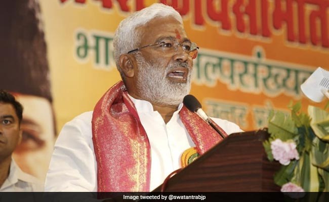 Watch - 'Being Politician Doesn't Mean You Mow Down Anyone': BJP Leader