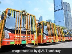 """Row Over """"Exorbitant"""" Bus Fares On Mumbai's New Electric Buses By State Transporter BEST"""