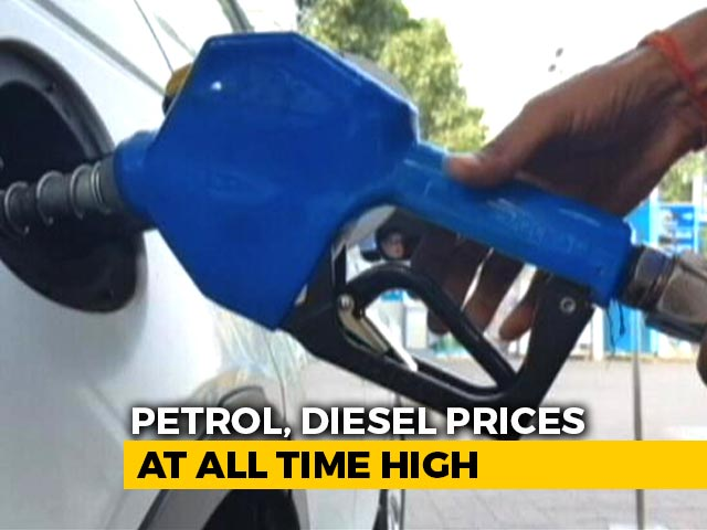 Video : Petrol, Diesel Prices Touch All-Time Highs