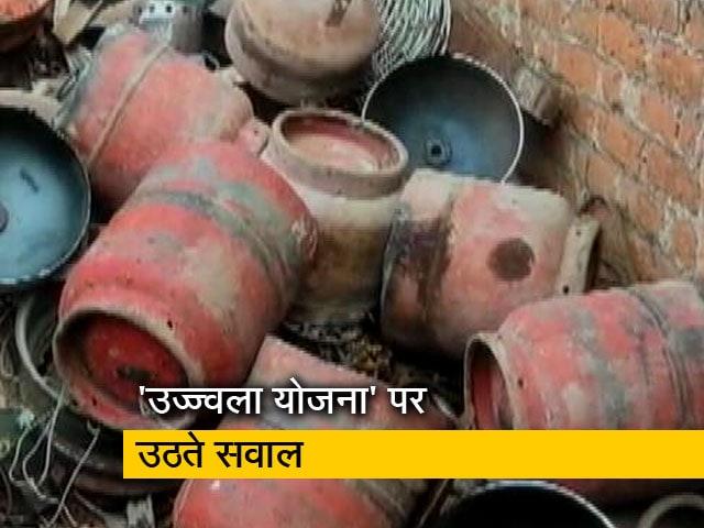 Videos : रवीश कुमार का प्राइम टाइम : कितनी उज्ज्वल है प्रधानमंत्री उज्ज्वला योजना?