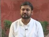 "Video : ""Rahul Gandhi Honest, Fearless Leader,"" Kanhaiya Kumar Tells NDTV"