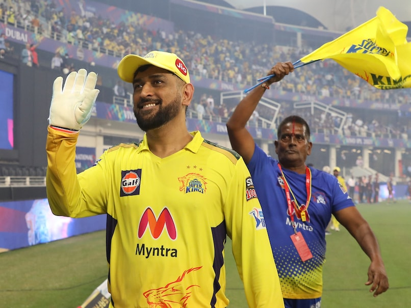 Will Celebrate IPL 2021 Triumph After MS Dhoni Returns To India: CSK CEO