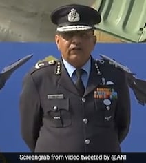 'Someday, India Will Have Whole Of Kashmir': Top Air Force Officer