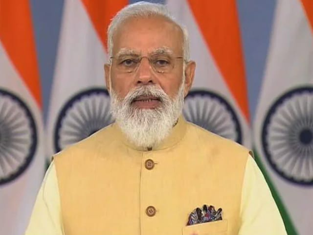 Video : PM Modi To Address Nation At 10 AM Today