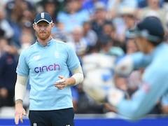 England All-Rounder Ben Stokes Provides Finger Injury Update
