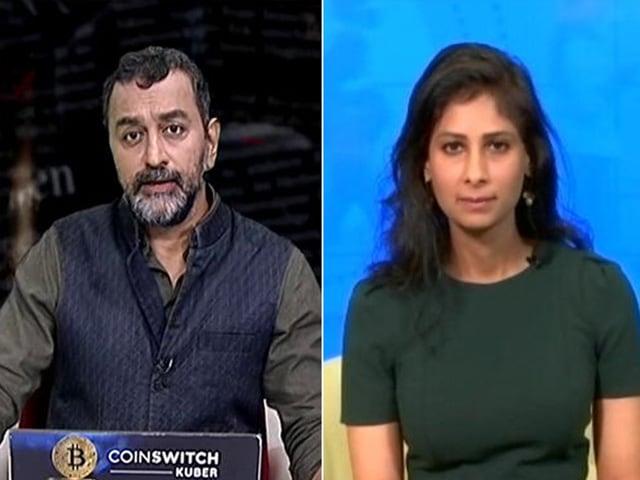 Video : India Has Seen Success On Vaccination Front, IMF's Gita Gopinath Tells NDTV