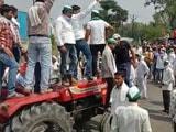 """Video : <i>""""Chalo Delhi""""</i>: Farmers Renew Protest Call Before Supreme Court Order"""