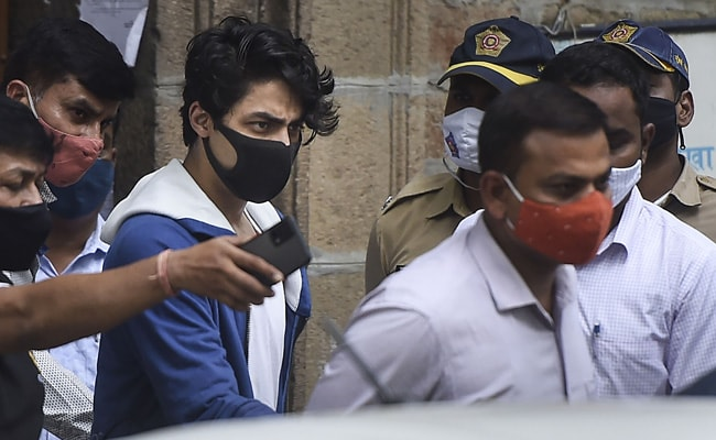Aryan Khan Moved Out Of Quarantine, Shares Cell With Other Inmates