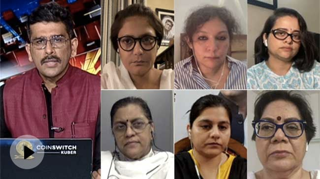 Video   Congress' Women Power For UP: Will The Party Make Its Strategy National?