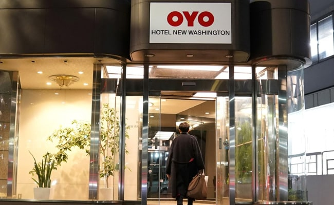 SoftBank-Backed Oyo Files Papers To Raise Rs 8,430 Crore In IPO