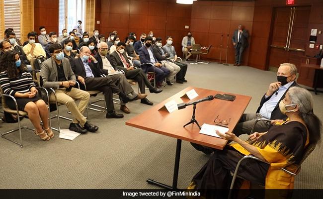 United Nations, World Bank, IMF Need Urgent Reforms, Says Nirmala Sitharaman