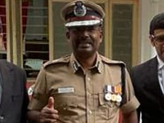 Retiring Cop Wears Bloodstained Badge From Rajiv Gandhi Assassination Day