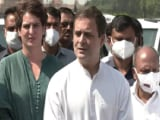 """Video : """"Dismiss Minister, President Said He'll Talk To Government"""": Congress"""