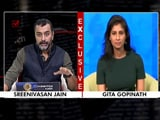 Video : Coal, Oil Prices Are Near-Term Risks For India: IMF's  Gita Gopinath To NDTV