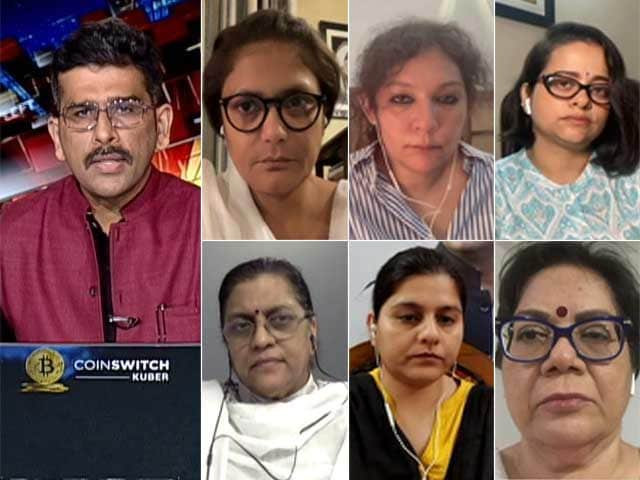 Video : Congress' Women Power For UP: Will The Party Make Its Strategy National?