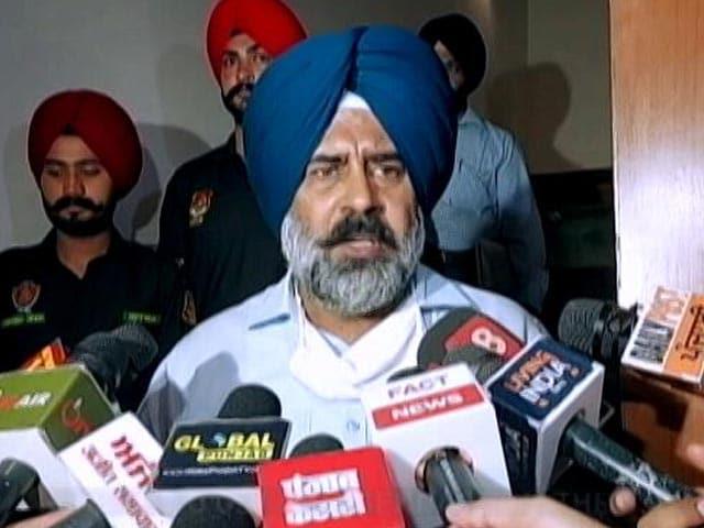 "Video : ""Had Said All Along..."": Punjab Minister Slams Amarinder Singh"