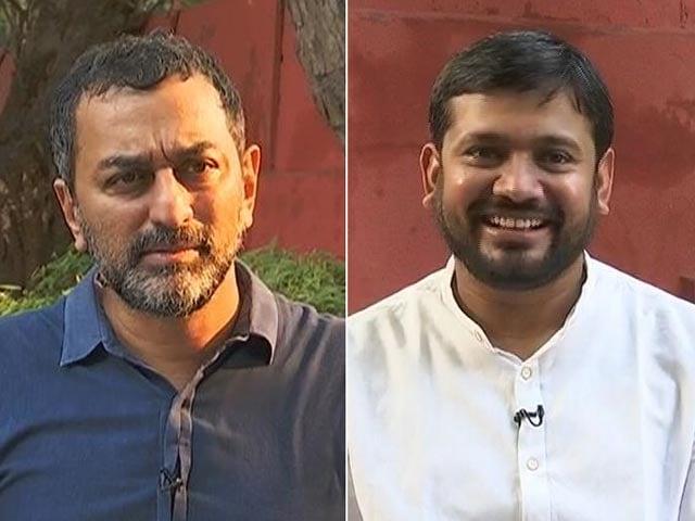 Video : Congress Has The Best Chance To Fight BJP, Kanhaiya Kumar Tells NDTV