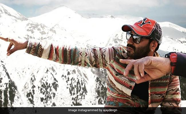 Into The Wild: Ajay Devgn To Take Bear Grylls' 'Ultimate Survival Challenge'