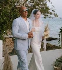 Vin Diesel Walked Paul Walker's Daughter Down The Aisle. It's OK To Cry