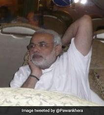 कांग्रेस ने शेयर की PM मोदी व अडानी की पुरानी तस्वीर, जानें क्या है माजरा