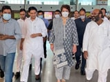 Video : Priyanka Gandhi To Pay Last Respects Today To Farmers Killed In UP
