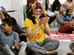 "Meet The ""Clownselors"" Spreading Smiles In Delhi Hospitals"