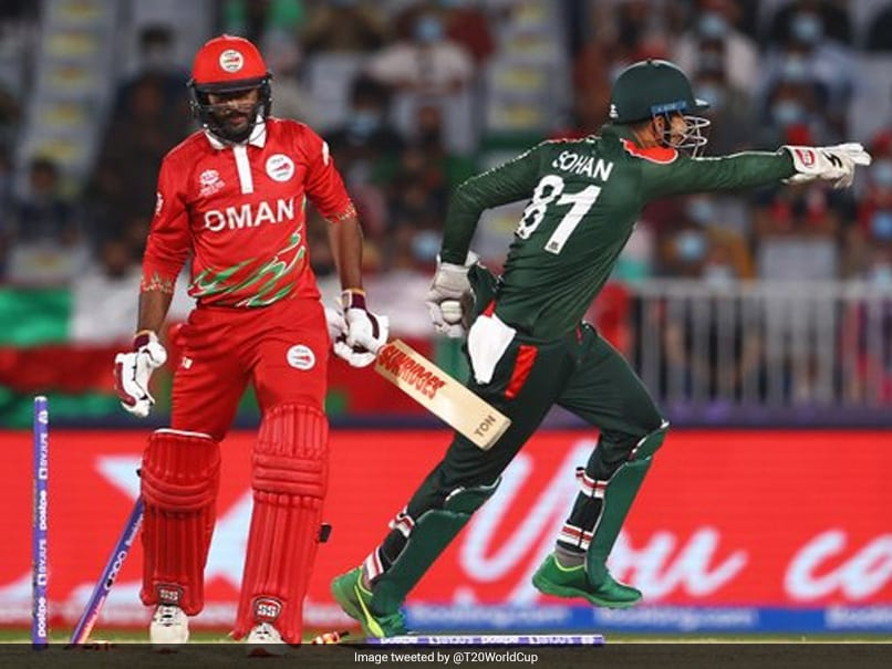 Oman vs Bangladesh T20 World Cup 2021 Match Highlights: Bangladesh Defeat Oman By 26 Runs To Stay Alive In Group B